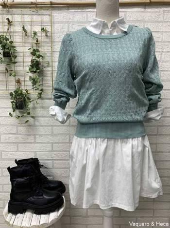 jersey-dibujo-fino-verde-claro