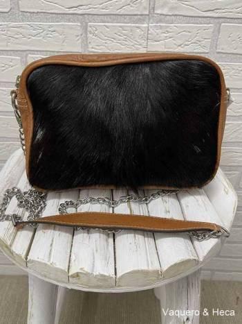 Bolso-piel-pelo-rectangular-negro