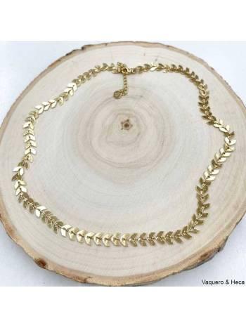 collar-acero-dorado-espiga